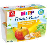 Shop Hipp Fruit Break Banana In Apple 4 x 100g at great prices on discandooo.com