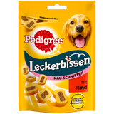 Shop 3x Pedigree Dog Snacks Beef Slices 155g at great prices on discandooo.com