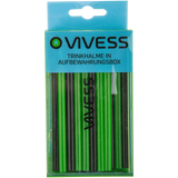 Shop Vivess Straws 100 Piece(s) at great prices on discandooo.com