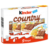 Shop 2x Kinder Chocolate Cereal Bar 9 x 23.5g at great prices on discandooo.com