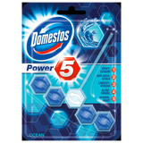 Shop Domestos Toilet Block Power 5 Ocean 55g at great prices on discandooo.com