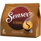 Shop Senseo Strong Coffee Pads 111g at great prices on discandooo.com