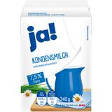 Shop 4x Ja! Evaporated Milk 7.5%  340g at great prices on discandooo.com