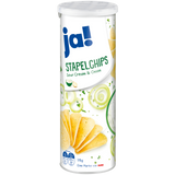 Shop 3x Ja! Stack Chips Sour Cream & Onion 175g at great prices on discandooo.com