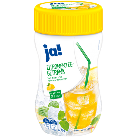 Shop 2x Ja! Instant Lemon Tea 400g at great prices on discandooo.com