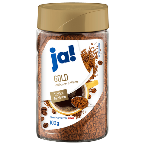 Shop 2x Ja! Instant Coffee 100g at great prices on discandooo.com