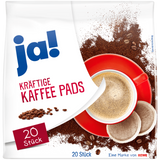Shop 3x Ja! Strong Coffee Pads 144g at great prices on discandooo.com
