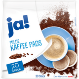 Shop 3x Ja! Mild Coffee Pads 144g at great prices on discandooo.com