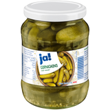Shop 2x Ja! Gherkins Sweet & Sour 370g at great prices on discandooo.com