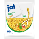 Shop 4x Ja! Pasta Gemelli 500g at great prices on discandooo.com