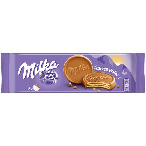 Shop Milka Choco Wafer 150g at great prices on discandooo.com