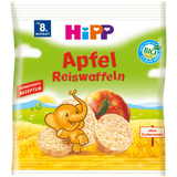 Shop 2x Hipp Rice Cakes Apple (From 8th Month) 30g at great prices on discandooo.com