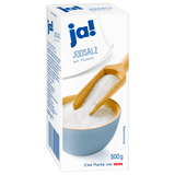 Shop 2x Ja! Salt Iodized 500g at great prices on discandooo.com