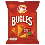 Shop 2x Lay's Paprika Bugles Style 100g at great prices on discandooo.com