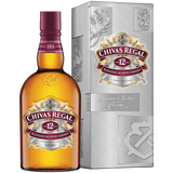 Chivas Regal 12 Year Old Whisky 40% 1L