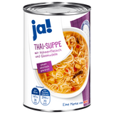 Shop 3x Ja! Thai-Soup With Chicken & Cellophane Noodles 400g at great prices on discandooo.com