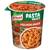 Shop 3x Knorr Pasta Snack Goulash-Sauce 60g at great prices on discandooo.com