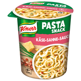 Shop 3x Knorr Pasta Snack Cheese & Cream-Sauce 71g at great prices on discandooo.com