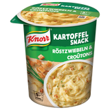 Shop 3x Knorr Potato Snack With Roasted Onions & Croutons 53g at great prices on discandooo.com