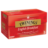 Shop Twinings Tea English Breakfast 25 Bags at great prices on discandooo.com