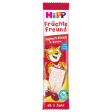 Shop 4x Hipp Fruit Bar Yoghurt Cherry In Banana 23g at great prices on discandooo.com