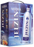 "Boris Jelzin Vodka 37.5% ""Bag in Box"" 3L"