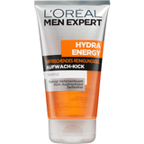 Shop L'Oréal Paris Men Expert Hydra Energetic Refreshing Cleaning Gel Wake-Kick 150ml at great prices on discandooo.com