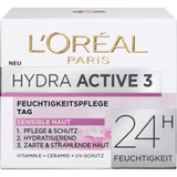 Shop L'Oréal Paris Day Care Hydra Active 3 Sensitive Skin 50ml at great prices on discandooo.com