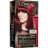 Shop L'Oreal Paris Preference Coloration Intense Red 3.66 1 Piece(s) at great prices on discandooo.com
