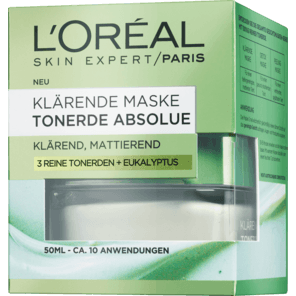 Shop L'Oréal Paris Purifying Mask Clay 50ml at great prices on discandooo.com