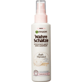 Shop Garnier True Treasures Heat Protection Spray Gentle Oat Milk 150ml at great prices on discandooo.com