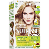 Shop Garnier Nutrisse Coloration Nude Natural Blonde 8N 1 Piece(s) at great prices on discandooo.com