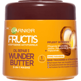 Shop Garnier Fructis Hair Treatment Oil Repair Miracle Butter 300ml at great prices on discandooo.com