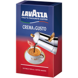 Shop Lavazza Crema E Gusto Ground Coffee 250g at great prices on discandooo.com