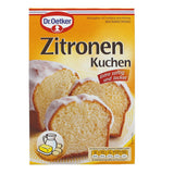 Shop Dr. Oetker Baking Mix Lemon Cake 485g at great prices on discandooo.com