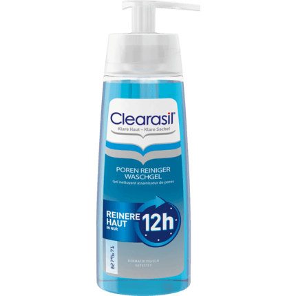 Shop Clearasil Washing Gel Pores Cleaner 200ml at great prices on discandooo.com