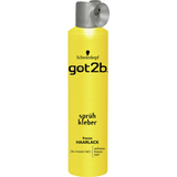 Shop 2x Schwarzkopf Got2B Hair Lacquer Spray 300ml at great prices on discandooo.com