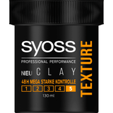 Shop 2x Syoss Styling Gel Texture 130ml at great prices on discandooo.com