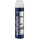 Shop 2x Wellaflex Hairspray Men Mega Strong Hold 250ml at great prices on discandooo.com