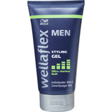 Shop 2x Wellaflex Men Hair Gel Ultra Strong Hold 150ml at great prices on discandooo.com