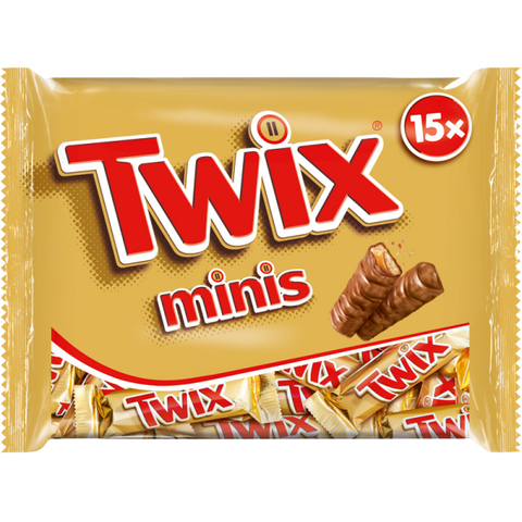 Twix Chocolate Bar Minis 366g