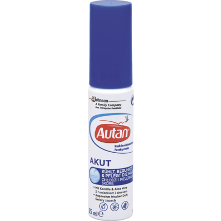Shop Autan Acute Cooling Gel Against Itching & Insect Bites 25ml at great prices on discandooo.com