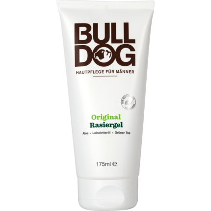 Shop Bulldog Shaving Gel Original 175ml at great prices on discandooo.com