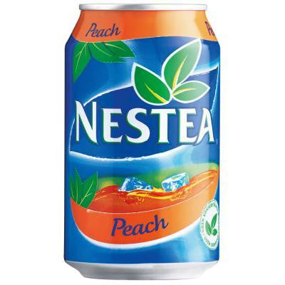 Nestea Iced Tea Peach 24 x 330ml