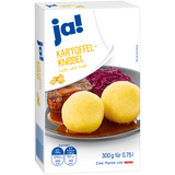 "Shop 3x Ja! Potato Dumplings ""Half & Half"" 500g at great prices on discandooo.com"