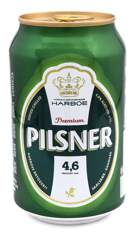 Harboe Pilsner 4,6% 24 x 330ml
