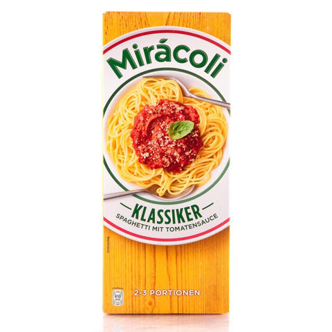 Shop Miracoli Cooking Kit Spaghetti With Tomato Sauce 397g at great prices on discandooo.com