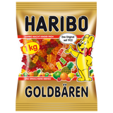 Shop Haribo Wine Gum Gold Bears 1kg at great prices on discandooo.com