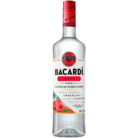 Shop Bacardi Razz 32% 1L at great prices on discandooo.com