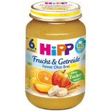 Shop 6x Hipp Fruit & Cereal Fruit Purée (From The 6Th Month) 190g at great prices on discandooo.com